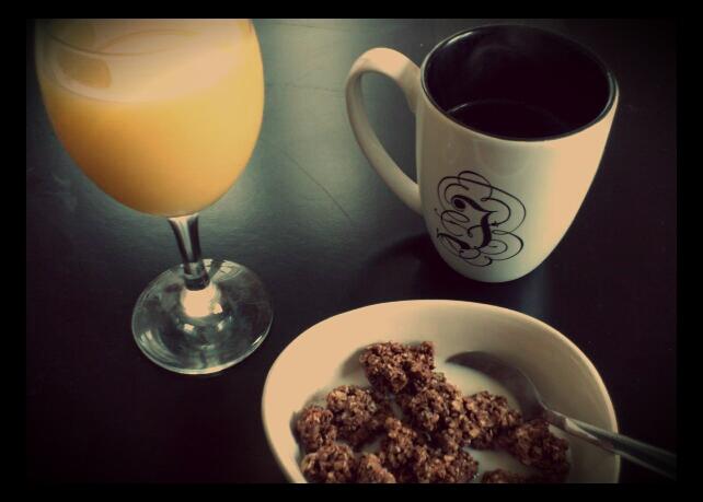 Petit-déjeuner du dimanche