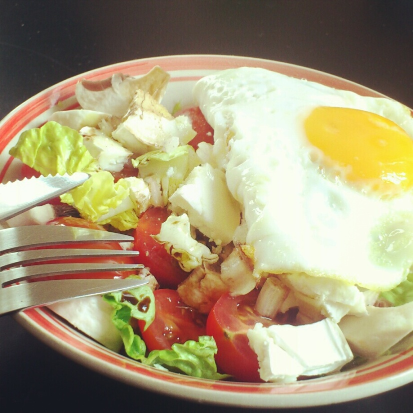 Difficile contrôle des portions : WIP
